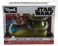"Mark Dodson Signed ""Star Wars"" Jabba the Hutt & Salacious Crumb Funko Vynl. Vinyl Figures Set Inscribed ""S. Crumb"" (Legends COA) at PristineAuction.com"