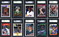 Icon Authentic SPX Series 73 Mystery Box 50+ Cards Per Box at PristineAuction.com