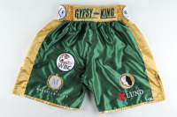 Tyson Fury Signed Boxing Trunks (Beckett COA) at PristineAuction.com