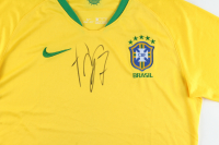 Fred Signed Team Brazil Jersey (Beckett COA) at PristineAuction.com