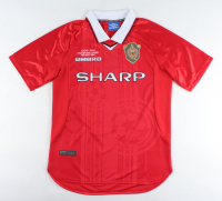 Ryan Giggs Signed Manchester United Jersey (Beckett COA) at PristineAuction.com