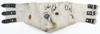 "Corey Taylor Signed Slipknot Mask Inscribed ""Wait & Bleed"" (Beckett COA) (See Description) at PristineAuction.com"