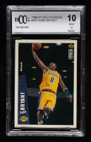 Kobe Bryant 1996-97 Collector's Choice #267 RC (BCCG 10) at PristineAuction.com