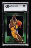 Kobe Bryant 1996-97 E-X2000 #30 RC (BCCG 9) at PristineAuction.com