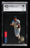 Derek Jeter 1993 SP #279 FOIL RC (BCCG 9) at PristineAuction.com