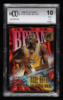 Kobe Bryant 1996-97 Z-Force #142 RC (BCCG 10) at PristineAuction.com