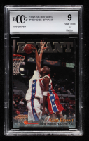Kobe Bryant 1996 Score Board Rookies #15 (BCCG 9) at PristineAuction.com