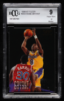 Kobe Bryant 1996-97 Fleer #203 RC (BCCG 9) at PristineAuction.com