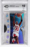 Michael Jordan 2006-07 E-X #4 (BCCG 10) at PristineAuction.com