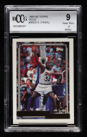 Shaquille O'Neal 1992-93 Topps Gold #362 (BCCG 9) at PristineAuction.com