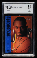 Kobe Bryant 1996-97 SP #134 RC (BCCG 10) at PristineAuction.com