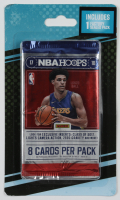 2017-18 NBA Hoops Basketball Cello Pack with (8) Cards at PristineAuction.com