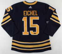 Jack Eichel Signed Sabres Jersey (Cojo COA & Eichel Hologram) at PristineAuction.com