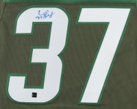 Connor Hellebuyck Signed Jets Jersey (COJO COA) at PristineAuction.com