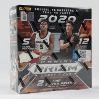 2020-21 Panini Prizm Draft Picks Basketball Mega Box with (12) Packs at PristineAuction.com
