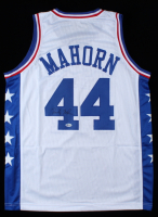 Rick Mahorn Signed Jersey (Beckett COA) at PristineAuction.com