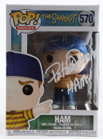 "Patrick Renna Signed ""The Sandlot"" Ham #570 Funko Pop! Vinyl Figure Inscribed ""Ham"" (JSA COA) (See Description) at PristineAuction.com"