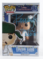 "Randy Quaid Signed ""National Lampoon's Christmas Vacation"" #243 Cousin Eddie Funko Pop! Vinyl Figure Inscribed ""Cousin Eddie"" (Beckett COA) (See Description) at PristineAuction.com"