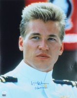 "Val Kilmer Signed ""Top Gun"" 16x20 Photo Inscribed ""Iceman"" (JSA COA) (See Description) at PristineAuction.com"