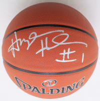 Anfernee Hardaway Signed NBA Basketball (JSA COA) at PristineAuction.com