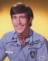 "Randolph Mantooth Signed ""Emergency!"" 8x10 Photo Inscribed ""10-4 Ramport"" (Beckett COA) at PristineAuction.com"