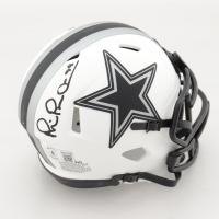 Michael Irvin Signed Cowboys Lunar Eclipse Alternate Speed Mini-Helmet (Beckett Hologram) (See Description) at PristineAuction.com