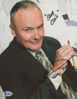 "Creed Bratton Signed ""The Office"" 8x10 Photo Inscribed ""Stay Cool"" (Beckett COA) at PristineAuction.com"