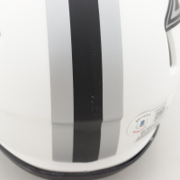 Dak Prescott Signed Cowboys Lunar Eclipse Alternate Speed Mini Helmet (Beckett Hologram) (See Description) at PristineAuction.com