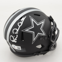 Michael Irvin Signed Cowboys Eclipse Alternate Speed Mini-Helmet (Beckett Hologram) (See Description) at PristineAuction.com