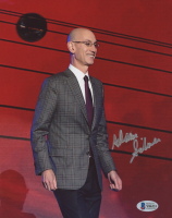 Adam Silver Signed 8x10 Photo (Beckett COA) at PristineAuction.com