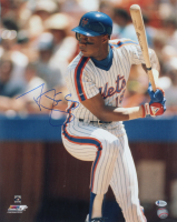 Darryl Strawberry Signed Mets 16x20 Photo (Beckett COA) at PristineAuction.com