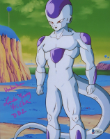 "Linda Young Signed ""Dragon Ball Z"" 8x10 Photo Inscribed ""Frieza"", ""Hahaha"" & ""DBZ"" (Beckett COA) at PristineAuction.com"