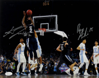 Kris Jenkins & Ryan Arcidiacono Signed Villanova Wildcats 11x14 Photo (JSA Hologram) at PristineAuction.com