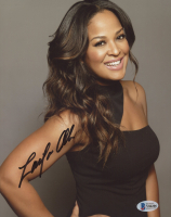 Laila Ali Signed 8x10 Photo (Beckett COA) at PristineAuction.com