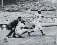 Ernie Banks Signed Cubs 16x20 Photo (Beckett COA) at PristineAuction.com