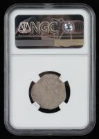 Charles IX 1573 France, Paris Silver Douzain Coin (NGC VF30) at PristineAuction.com