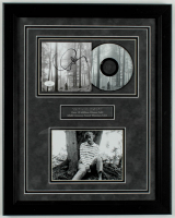 "Taylor Swift Signed ""Folklore"" 16x20 Custom Framed CD Booklet Display (JSA COA) at PristineAuction.com"
