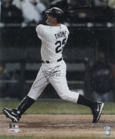 Jim Thome Signed White Sox 20x24 Photo (Beckett COA) at PristineAuction.com