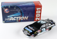 Dale Earnhardt #3 Oreo / GM Goodwrench Service Plus 2001 Monte Carlo Blacked Out Window 1:24 Scale Die Cast Car at PristineAuction.com
