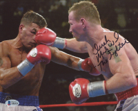 "Micky Ward Signed 8x10 Photo Inscribed ""The Fighter"" & ""Irish"" (Beckett COA) at PristineAuction.com"