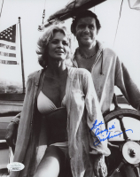 """Angie Dickinson Signed 8x10 Photo Inscribed """"Love"""" (JSA COA) at PristineAuction.com"""