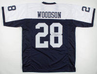 Darren Woodson Signed Jersey (JSA COA) at PristineAuction.com