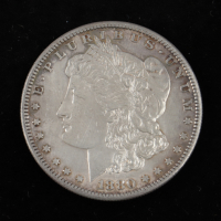 1880-S Morgan Silver Dollar at PristineAuction.com