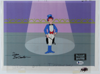 """Dan DeCarlo Signed """"Archie"""" 11x14 Original (2) Piece Hand Painted Animation Cel (Beckett COA) (See Description) at PristineAuction.com"""