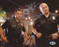 "Michael Pena Signed ""End of Watch"" 8x10 Photo (Beckett COA) at PristineAuction.com"