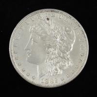 1882-S Morgan Silver Dollar at PristineAuction.com