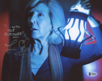 "Lin Shaye Signed ""Insidious: Chapter 2"" 8x10 Photo Inscribed ""...Into the Further!"" (Beckett COA) at PristineAuction.com"