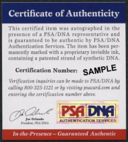 Nick Anderson Signed Magic 8x10 Photo (PSA COA) at PristineAuction.com