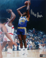 Robert Parish Signed Warriors 8x10 Photo (TriStar Hologram) at PristineAuction.com