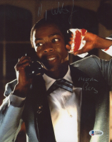 "Harry Waters Jr. Signed ""Back to the Future"" 8x10 Photo Inscribed ""Marvin Berry"" (Beckett COA) at PristineAuction.com"